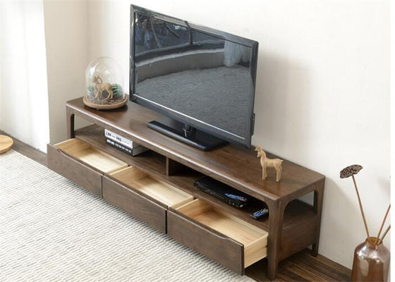 China Hotel Rooms Modern Style Living Room TV Stand  Strong Structure Color Optional supplier