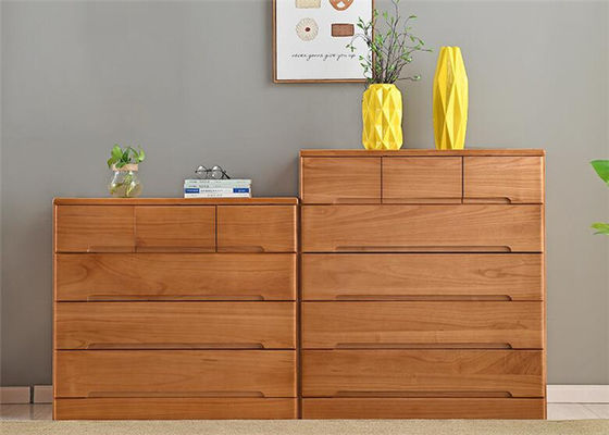 China Economic Real Wood Living Room Storage Cabinet Strong Structure Color Optional supplier
