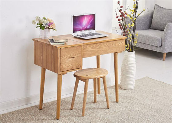 China Birch Narrow Dressing Table High Grade , Commercial Childrens Dressing Table supplier