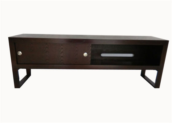 Mordern Style Flat Living Room TV Stand Space - Saving Economic For Family