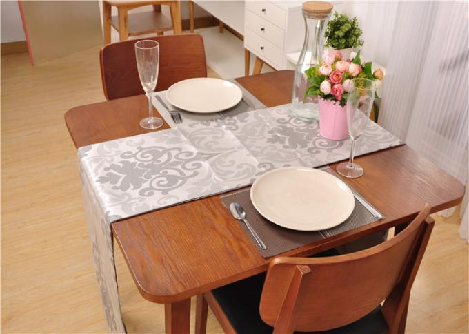 Farmhouse Oak Solid Wood Dining Table Sets And 4 Chairs Simple Style High Grade