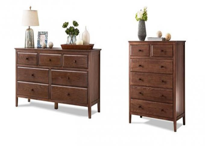 Modern Hotel Cherry Wood Living Room Storage Cabinet Environment - Friendly